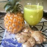 Gnamakoudji, Pineapple Ginger Juice