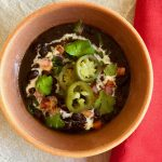 Vegetarian Tex-Mex Black Beans, Instant Pot™ Recipe | cookglobaleatlocal.com