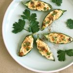 Jalapeño Poppers from the Air Fryer Are Faster and Lighter | cookglobaleatlocal.com