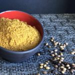 Fragrant Caribbean Curry Powder | cookglobaleatlocal.com