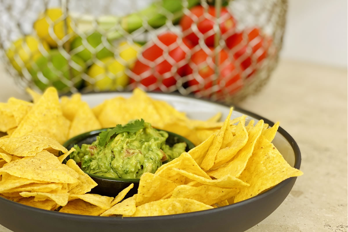 Decadently Delicious Homemade Guacamole