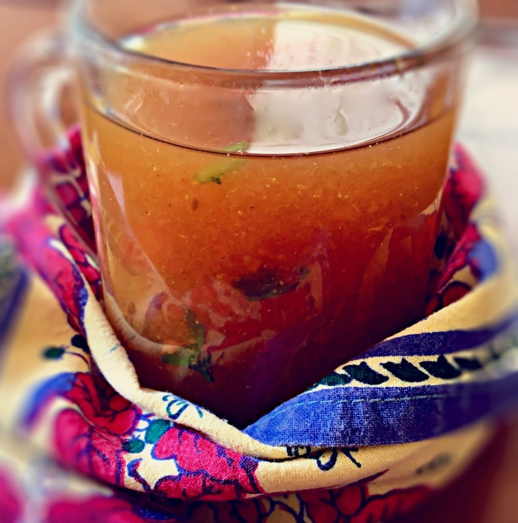 ealing South Indian Rasam | cookglobaleatlocal.com