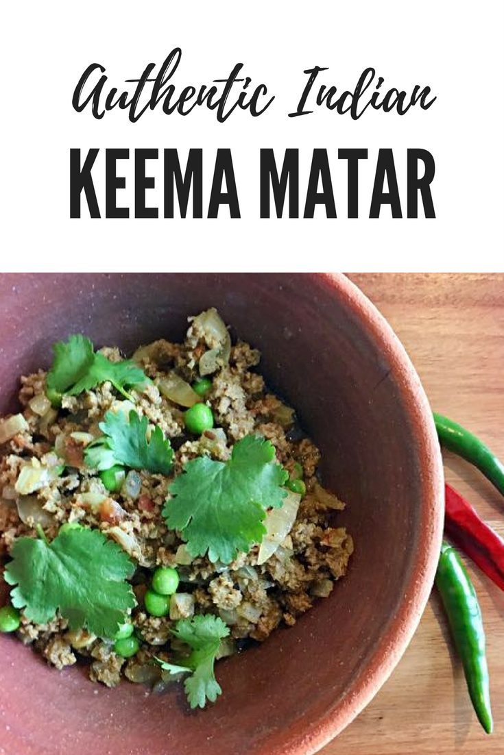Keema Matar, a Quick and Flavorful Weeknight Dish | cookglobaleatlocal.com