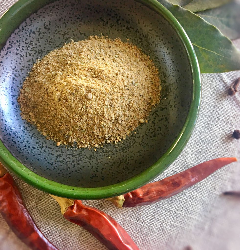Chesapeake Bay Seasoning Powder, A Summer Cook's Best Friend | cookglobaleatlocal.com