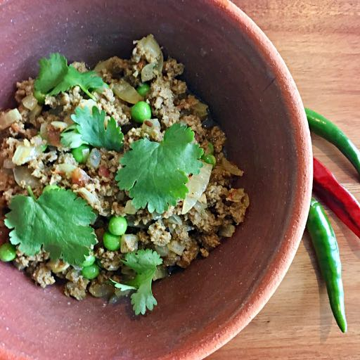 Keema Matar, a Quick and Flavorful Weeknight Dish