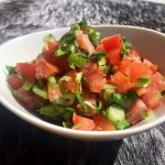 Pico de Gallo, Mexican Salsa