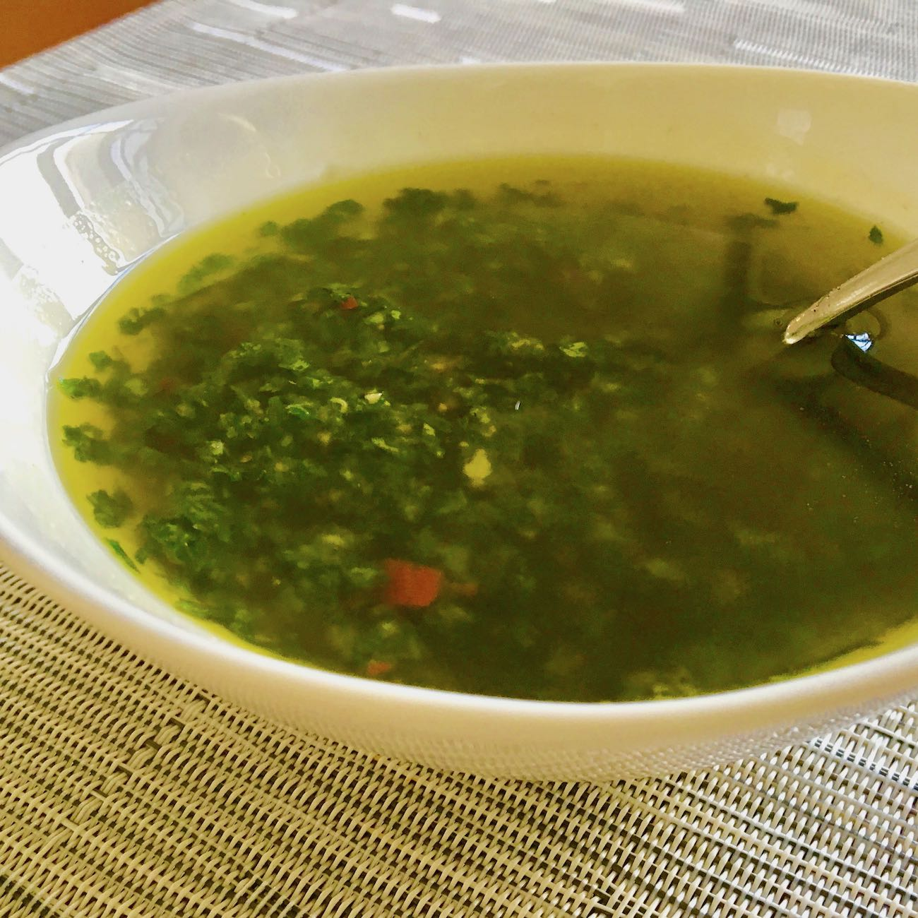 Chimichurri, Grilled Meat Sauce