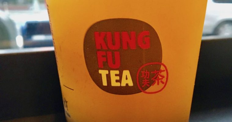 Bubble Tea: Kung Fu Tea, Our NYC Chinatown Favorite
