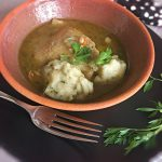 Home Town Chicken and Dumplings | cookglobaleatlocal.com