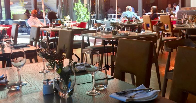 Septimo, Luscious, Fresh Italian Fare at Nelson Mandela Square