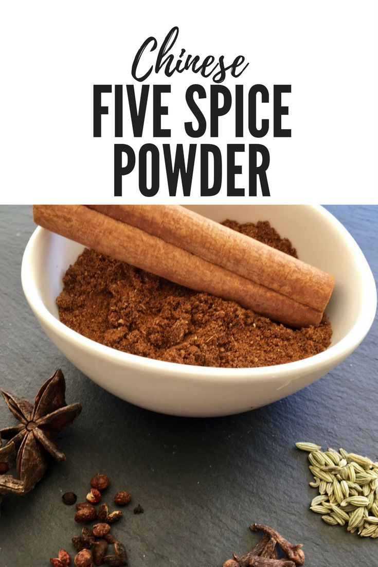 Chinese Five Spice Powder | cookglobaleatlocal.com