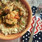 Kedjenou, Fragrant Chicken Tagine from Côte d'Ivoire | cookglobaleatlocal.com
