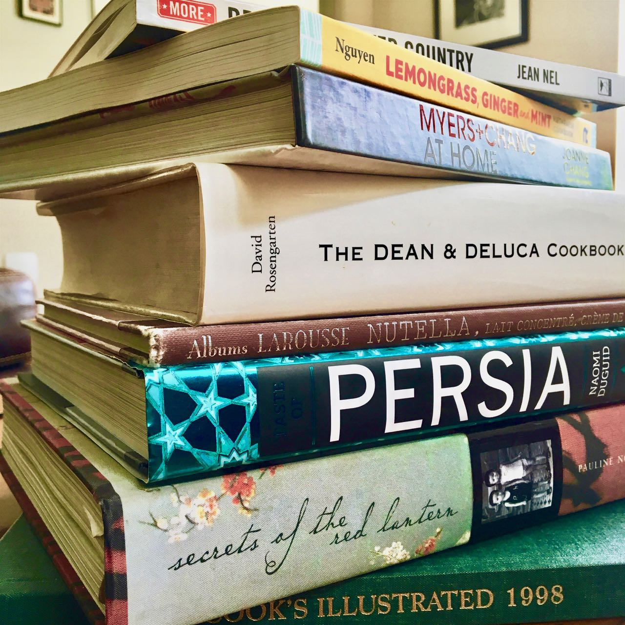 10 Great Cookbooks for Your Holiday Wishlist