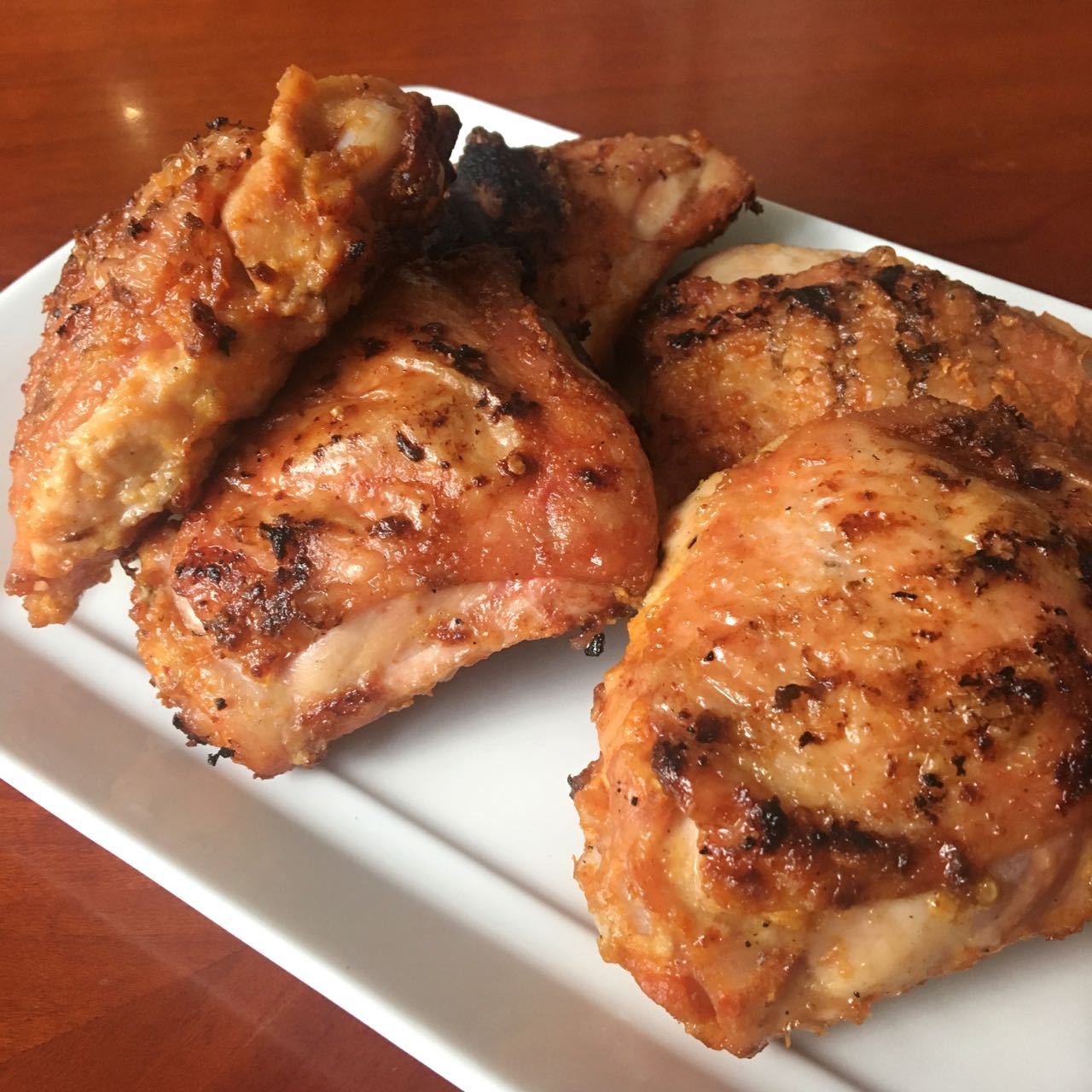 West African Spicy Grilled Chicken
