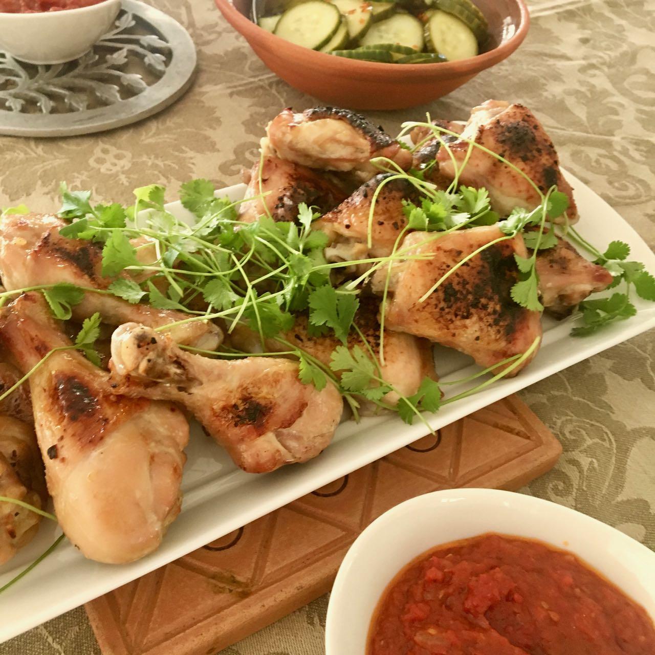 Zippy, Oven Baked Vietnamese Chicken   cookglobaleatlocal.com