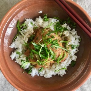 Easy Instant Pot® Vietnamese Caramelised Ginger Chicken | cookglobaleatlocal.com
