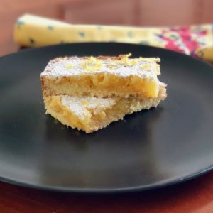 Luscious Lemon Bars | cookglobaleatlocal.com