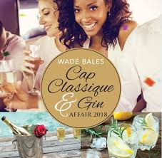 WADE BALES CAP CLASSIQUE & GIN AFFAIR 2018 at the Southern Sun Hyde Park Rooftop Terrace Bar | cookglobaleatlocal.com