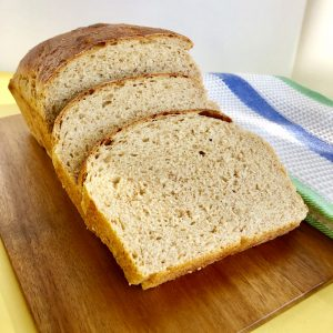 Whole Wheat Bread from Scratch | cookglobaleatlocal.com