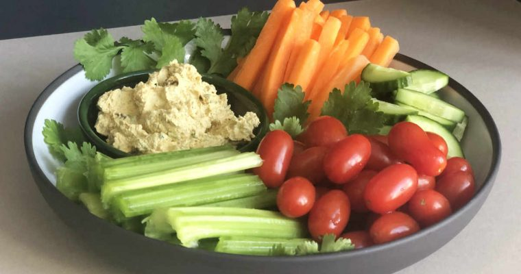 Creamy Caribbean Curry Dip | cookglobaleatlocal.com