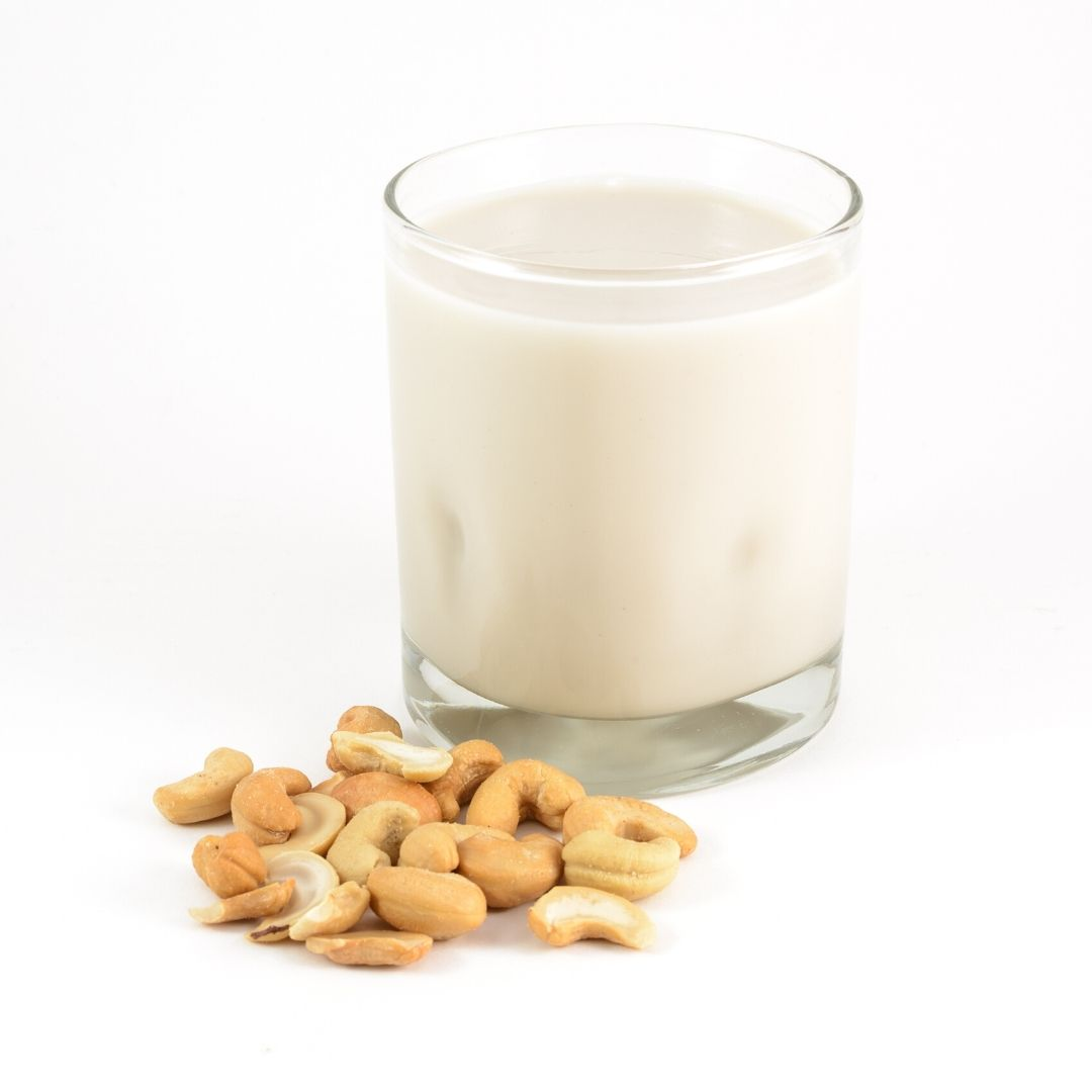Cashew Cream, A Quick, Healthy Dairy Alternative