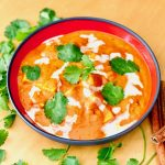 """Healthier """"Paneer"""" Makhani from the Instant Pot™ 